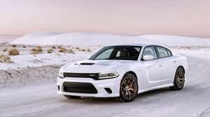 Preview wallpaper 2015, dodge, charger, srt, hellcat