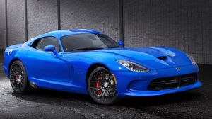 Preview wallpaper 2015, dodge, viper, srt, gts