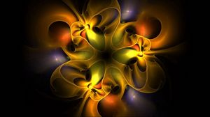 Preview wallpaper art, fractal, hd, digital, background