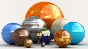 Preview wallpaper balls, handicap, diversity, multi-colored, shiny, glass