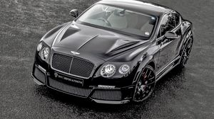 Preview wallpaper bentley, continental, gt, onyx, tuning