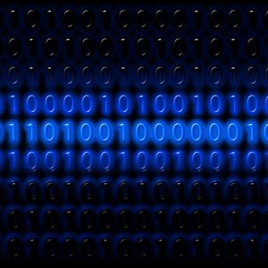 Preview wallpaper binary code, numbers, programming