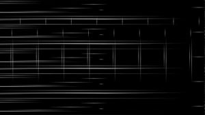 Preview wallpaper black background, stripes, black and white, minimalist