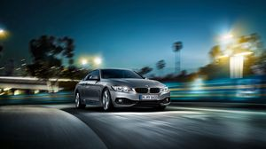 Preview wallpaper bmw 4-series, coupe, auto