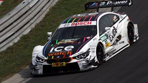 Preview wallpaper bmw, m4, dtm, 2014