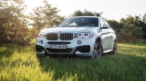 Preview wallpaper bmw, x6, xdrive, m, sport package, 2015, f16