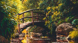 Preview wallpaper bridge, river, austin, united states
