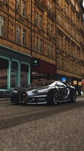 Preview wallpaper bugatti chiron, bugatti, sports car, supercar