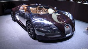 Preview wallpaper bugatti, veyron, sport, car