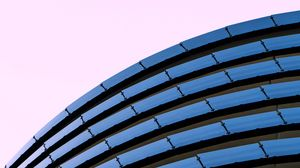 Preview wallpaper building, minimalism, facade, architecture