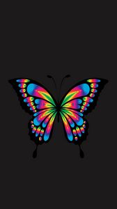 Butterfly Iphone 8 7 6s 6 For Parallax Wallpapers Hd