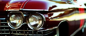 Preview wallpaper cadillac, eldorado, retro