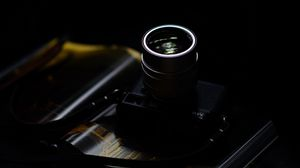 Preview wallpaper camera, lens, optics, mirrorless