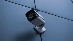 Preview wallpaper camera, surveillance, wall