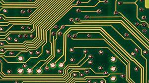 Preview wallpaper chip, microcircuit, component, parts