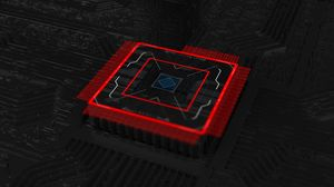 Preview wallpaper chip, processor, circuit, 3d