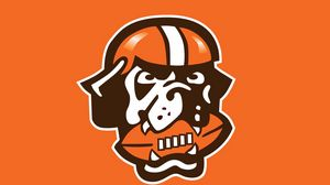 Preview wallpaper cleveland browns, american football, cleveland, ohio