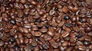 Preview wallpaper coffee, beans, roasted
