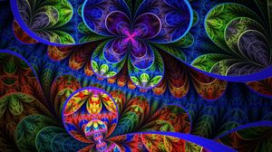 Preview wallpaper color, background, colorful, patterns