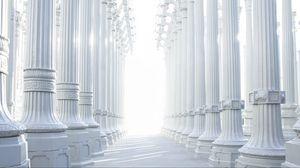 Preview wallpaper columns, architecture, greek