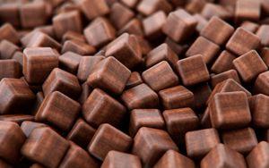 Preview wallpaper cubes, wood, 3d, brown