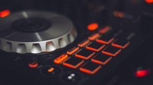 Preview wallpaper dj console, dj, equipment, music