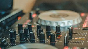 Preview wallpaper dj console, equipment, music, dj