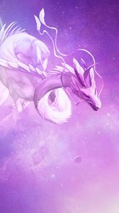 Preview wallpaper dragon, fantasy, art