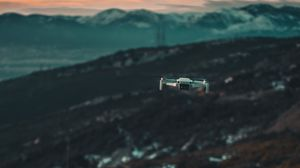Preview wallpaper drone, quadrocopter, aircraft, device, technology