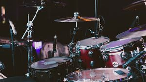 Drum Set Wallpapers Hd Desktop Backgrounds Images And Pictures
