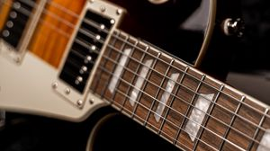 Preview wallpaper electric guitar, guitar, music