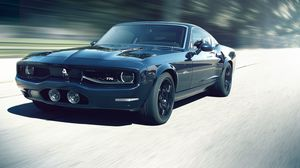 Preview wallpaper equus bass 770, movement, 2014