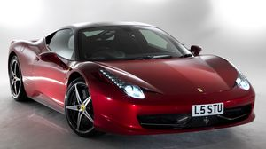 Preview wallpaper ferrari, 458, italia, supercar