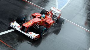 Preview wallpaper ferrari, fernando alonso, formula-1, alonso, f1, fernando, f2012