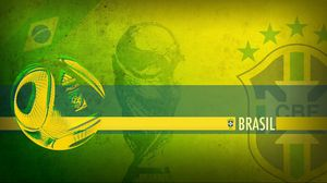 Preview wallpaper fifa, football, cup, brazil, world cup