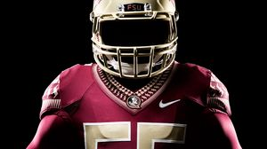 Preview wallpaper florida state seminoles, american football, uniforms