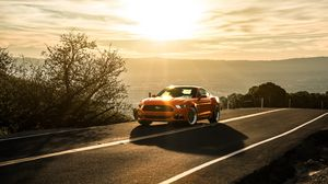Preview wallpaper ford, mustang, 2015, ford mustang