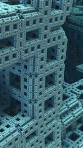 Preview wallpaper fractal, surface, figure