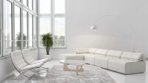 Preview wallpaper furniture, sofa, white, style, interior