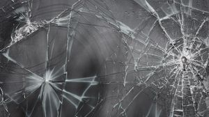 Preview wallpaper glass, shards, broken