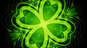 Preview wallpaper green, light, bright, petal