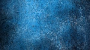 Preview wallpaper grunge, vintage, texture, blue