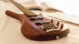 Preview wallpaper guitar, music, strings, musical instrument