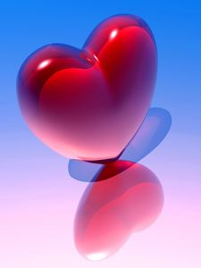 Heart Old Mobile Cell Phone Smartphone Wallpapers Hd Desktop