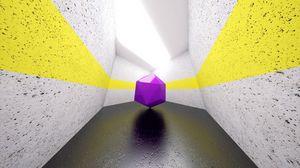 Preview wallpaper hexagonal, space, shape, color