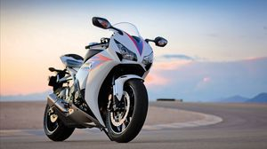 Preview wallpaper honda, cbr, 1000rr, 2012, motorcycle