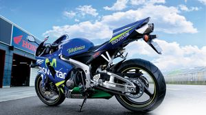 Preview wallpaper honda, cbr, 600 rr, motorcycle, style