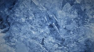Preview wallpaper ice, shards, macro, texture