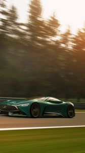 Preview wallpaper infiniti, vision, gran turismo, movement, speed