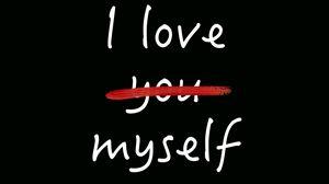 Preview wallpaper inscription, love, love you, love myself